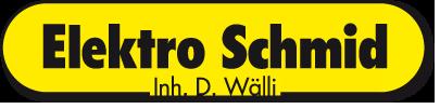 Logo Elektro Schmid